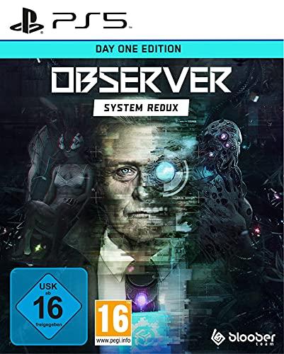 Observer: System Redux (Playstation 5)