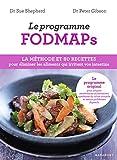 Programme Fodmaps - Vos intestins vous diront merci !