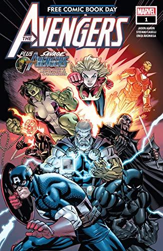 Free Comic Book Day 2019 (Avengers/Savage Avengers) #1 (English Edition)
