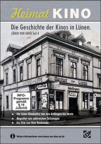 DVD Heimat KINO - LÜNEN VON OBEN Teil 4 - 63 Minuten