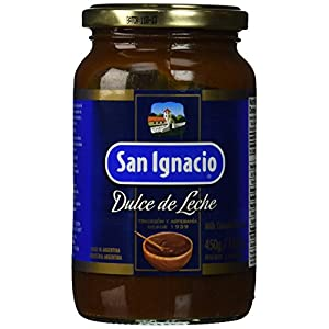 Amazon.com : La Salamandra Dulce de Leche from Argentina - 16 oz : Jams And Preserves : Grocery & Gourmet Food
