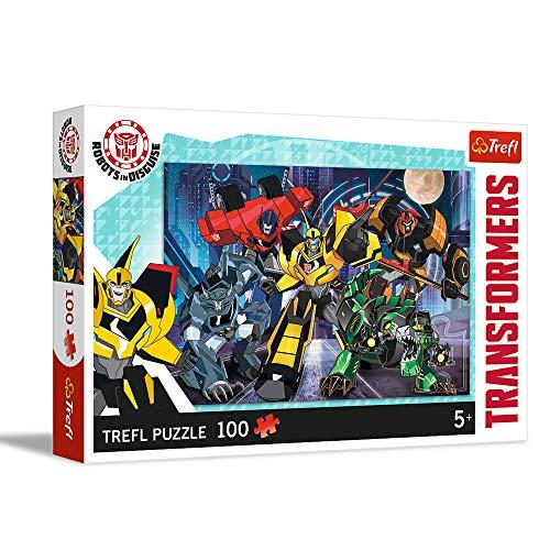Transformers 100 Transformers