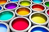 Peinture pour sol de garage, cave ou balcon - Convient pour l'intérieur et...