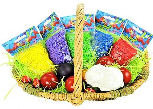 Mezcla de colores de Pascua original de Rainbow Loom.