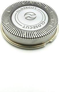 小さくてコンパクト メンズ電気シェーバーかみそりヘッド外刃フォイル交換HQ4HQ3 HQ4 + PQ203 ..