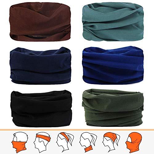 Headbands Lighting Pixel Headwear Bandana Sweatband Gaiter Head Wrap Mask Neck Outdoor Scarf