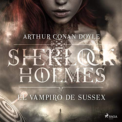 El vampiro de Sussex cover art