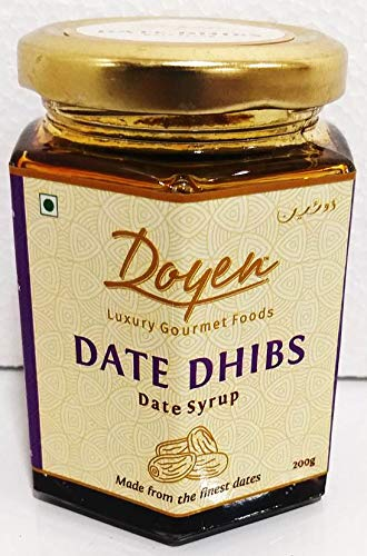 Doyen Date Dhibs – Finest Date Syrup from Middle East