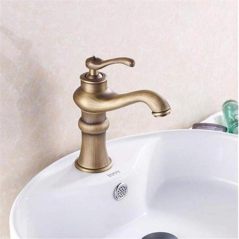 Wasserhahn Küche Bad Garten Badezimmer Waschbecken Waschbecken Messing Einhand Single Ctzl5108