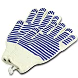 Best oven gloves - UZOU BBQ 932℉ Extreme Heat Resistant Gloves,Silicone Non-Slip Review