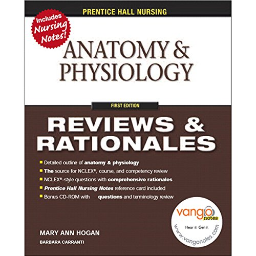 VangoNotes for Anatomy & Physiology cover art