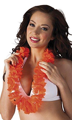 Hawai Chaîne orange Carnaval