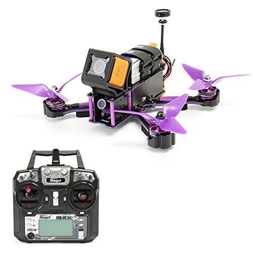 EACHINE Wizard X220S FPV Quadcopter with Camera F4 5.8G 72CH VTX 30A Dshot600 800TVL CCD iRangeX iRX-i6X FPV Racer Omnibus RTF Mode 2