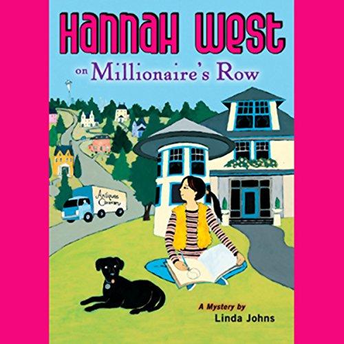 Hannah West on Millionaire's Row cover art