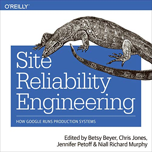 Site Reliability Engineering cover art