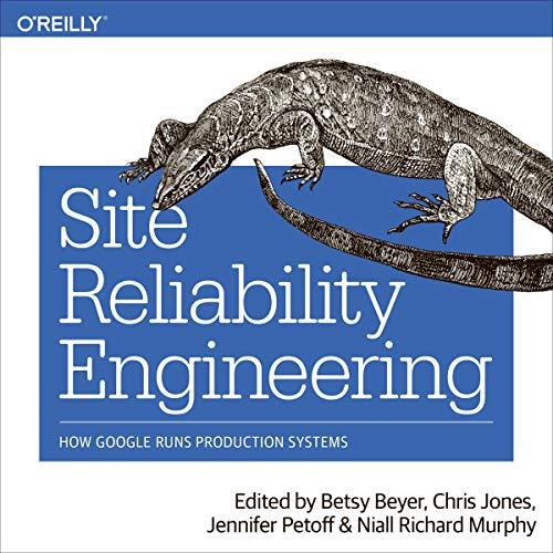 Site Reliability Engineering Titelbild