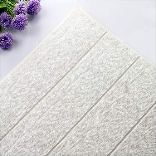 3d brique wallpaper, ytat brique Papier peint, moderne sticker 3d mur de briques PE Foam Panneaux pour chambre à coucher salon fond TV décor