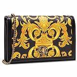 Versace Bolso Jeans Couture Mini Bandolera Estampado Baroque E3VWAPM6 71880 M27