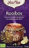 Yogi Tea - Rooibos, Infusión Ayurvédica de Especias con Rooibos, Canela y Clavo - 17 Bolsitas, 30,6g