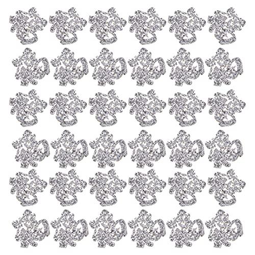 EXCEART 100 Piezas de Parche de Apliques de Purpurina DIY Sqeuin Hierro en Parches Jean Cap DIY Proyectos de Costura para Calcetines Bolsos Colgantes Arte Arte Pantalones