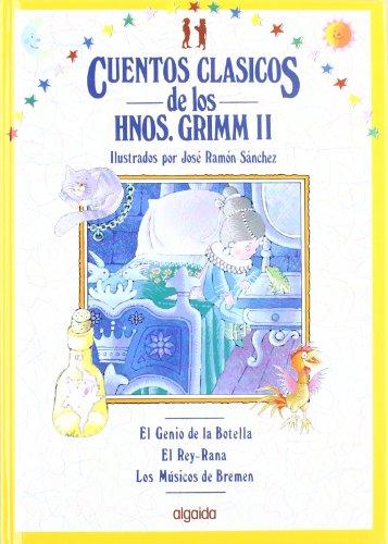 Cuentos clásicos. Vol. VI: Cuentos de los hermanos Grimm II: 6 (Infantil - Juvenil - Colección Cuentos Clásicos - Volúmenes En Cartoné)
