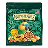 Lafeber?s Gourmet Tropical Fruit Nutri-Berries for Parrots 3 lb. Bag