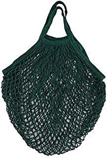Mesh Net Turtle Bags String Shopping Bag Reusable Fruit Storage Handbags Tote AU Green