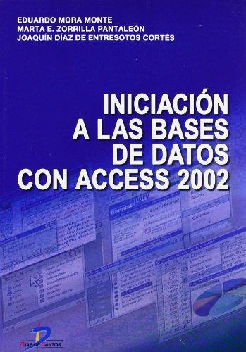 Iniciación a las Bases de Datos con Access 2002