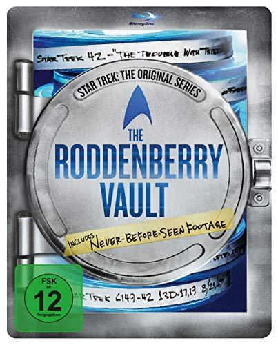 Star Trek: The Original Series - The Roddenberry Vault (Limited Edition Steelbook) [Blu-ray]
