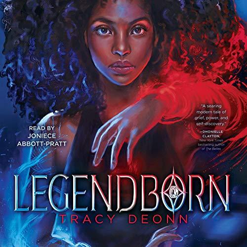 Legendborn cover art
