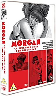 Morgan: A Suitable Case for Treatment Morgan!  NON-USA FORMAT, PAL, Reg.2 United Kingdom