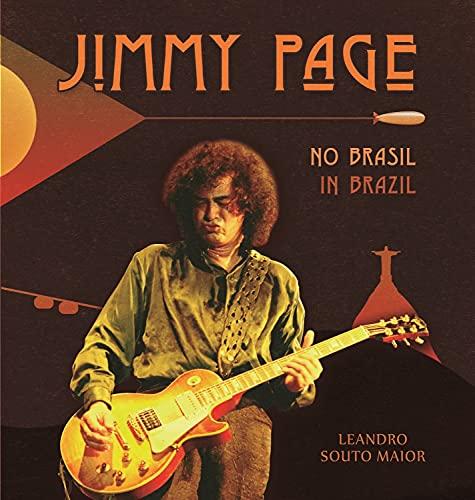 Jimmy Page no Brasil