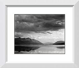 mcdonald lake glacier national park ansel adams