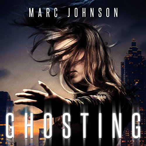 Ghosting audiobook cover art