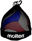 Molten Single Volleyball/Soccer Ball Bag, Black