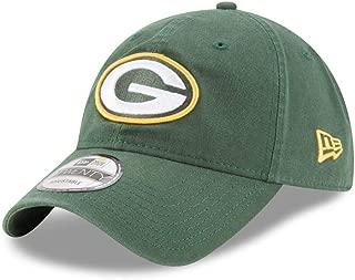 New Era Mens Green Bay Packers 9TWENTY Core