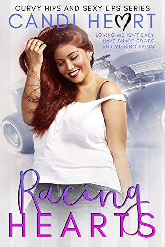 Racing Hearts A BBW Billionaire Romance Curvy Hips and Sexy Lips Book 1 product image