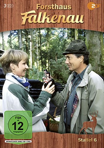Forsthaus Falkenau - Staffel 6 (3 DVDs)