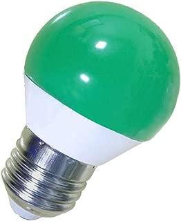 residentD AC 110V 5W E14 RGB LED Colorful Light Bulb Balcony Stair Wall Lamp