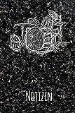 Schlagzeuger Notizbuch: A5 Dodgrid (gepunktet)   Agenda Journal   Perfekt zum Schreiben und Zeichnen   Schlagzeuger Geschenke   Granit