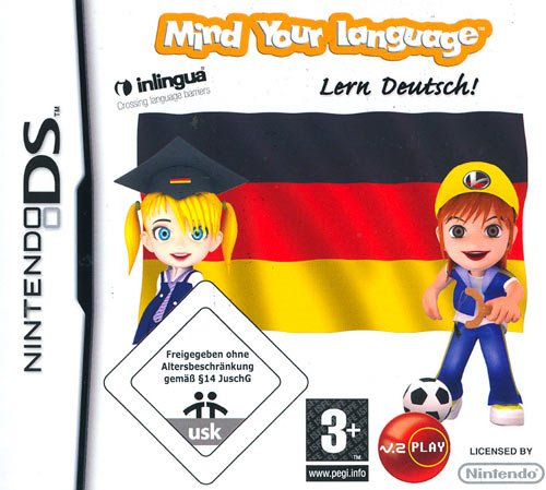 Mind Your Language: Learn German (Nintendo DS)