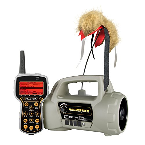 FOXPRO HammerJack American Made Electronic Predator Call