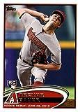 2012 Topps Update #US212 Trevor Bauer Diamondbacks MLB Baseball Card (RC - Rookie Card) NM-MT