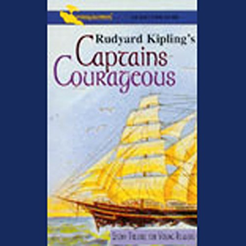 Captains Courageous (Dramatized) audiobook cover art