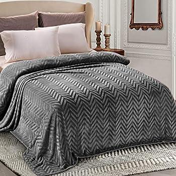 Best king size plush blanket Reviews