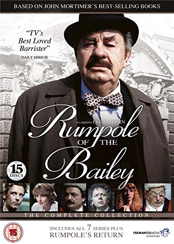 Rumpole of the Bailey - The Complete Series 1-7 [15 DVDs] [UK Import]