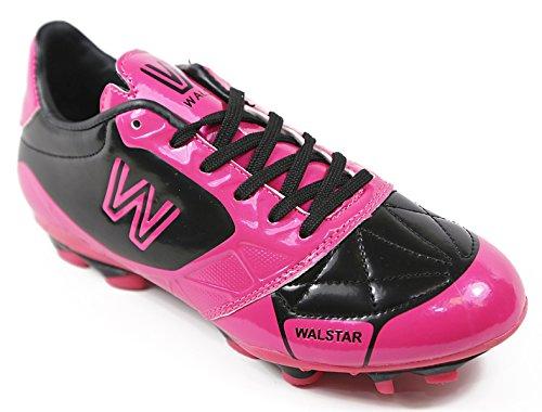 WALSTARUSA Walstar Girls Soccer Shoe Cleat(Toddler/Little...