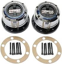Locking Hub compatible with Nissan Pathfinder 90-07 Manual Set of 2 28 Splines 6-Bolt