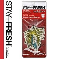 STAY FRESHステイフレッシュ エアフレッシュナーFred Smith III/Loud Ones