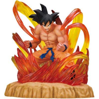 Kuji Dragon Ball Kai clash Hen B Award world king fist best! Goku figure (japan import)